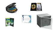 CD, DVD-Hüllen und -Taschen