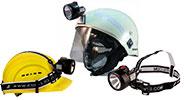 Kopf- und Helmlampen