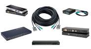 KVM-Verlängerung und KVM-over-IP