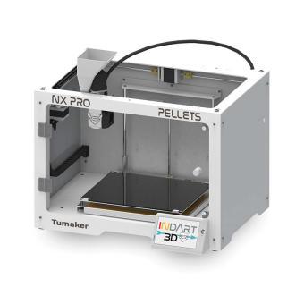 Professioneller 3D Drucker Tumaker Voladora NX Pro Pellets