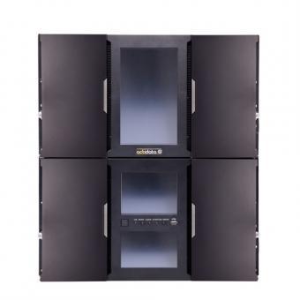 actiLib Kodiak 6807 - Module d'extension (ETL), 6U, 80 slots