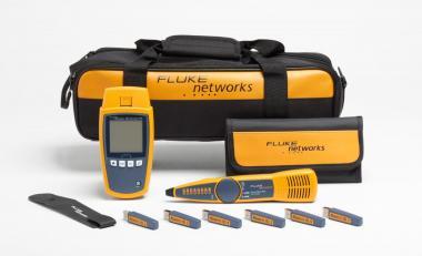 MicroScanner PoE Professional Kit mit IntelliTone Pro 200 Sonde und Remote ID-Kit