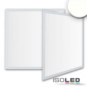 LED Panel ECO Line 600mm, 40W, diffus, silber, neutralweiß