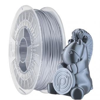 PrimaSelect PLA Glossy, 1,75mm, 750g, flüssigsilber