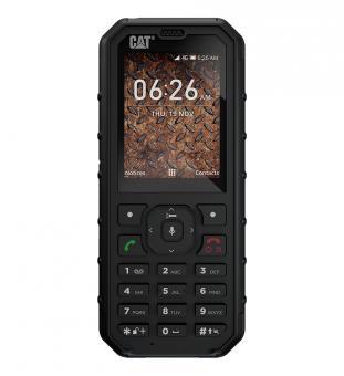 Caterpillar B35 4GB, Handy, schwarz, LTE, KaiOS 2.5