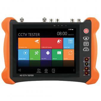Multifunktionaler CCTV-Tester, 8 Zoll