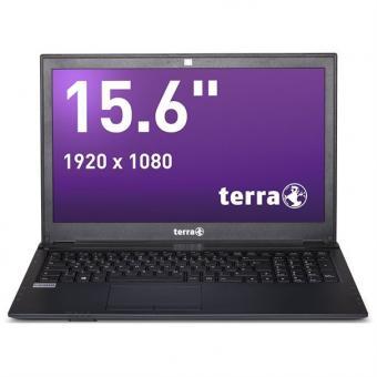 TERRA MOBILE 1515, Prozessor i3-7100U Windows 10, Tastatur Schweiz