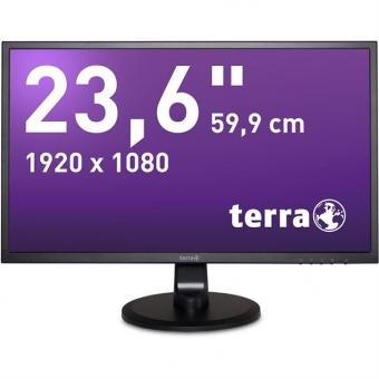"TERRA LCD/LED 2447W 23.6 MVA black"""