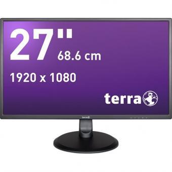 "TERRA LCD/LED 2747W 27 A-MVA black"""