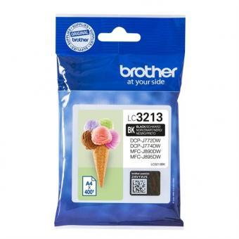 Tinte Brother LC-3213BK Black