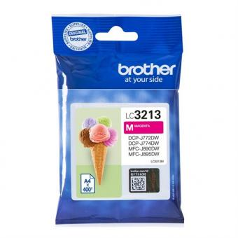 Tinte Brother LC-3213M Magenta