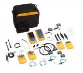 DSX2-8000 Cat 8 CableAnalyzer und CertiFiber Multimode-OLTS-Module, 2 GHz