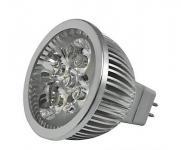 LED Retrofit SECURITY LINE, GX5.3, infrarot, 4 x 1W